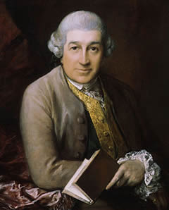 David Garrick transformed acting