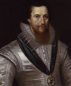 The Earl of Essex tried to overthrow Elizabeth I with a play