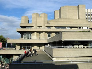The National Theatre was built
