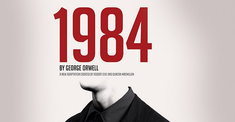 1984 Play Playhouse Theatre London