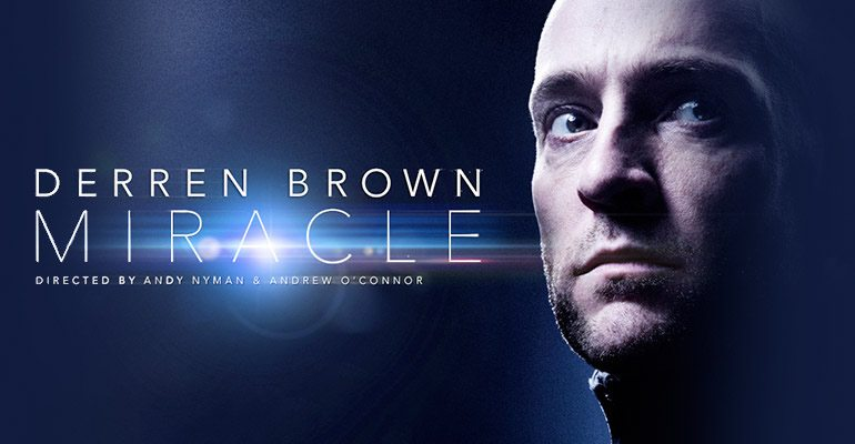 Derren Brown Miracle LT image