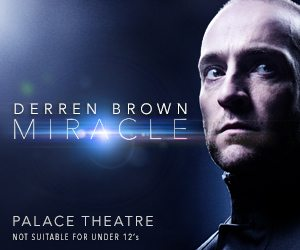 Derren Brown Miracle opens