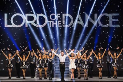 Lord of the Dance: Dangerous Games opens