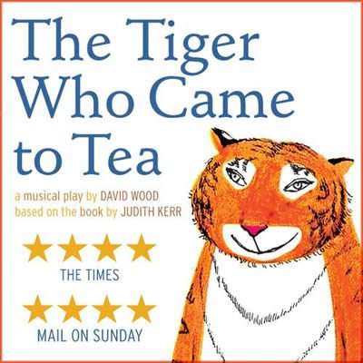 The Tiger Who Came to Tea opens