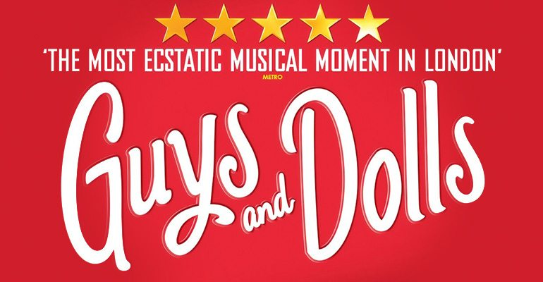 Guys and Dolls logo large