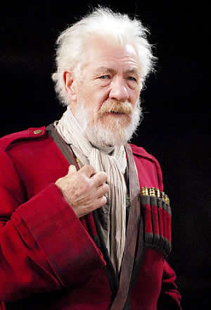 Ian McKellen stars in the RSC's King Lear and The Seagull