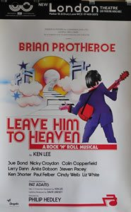 Brian Protheroe stars in Leave Him to Heaven