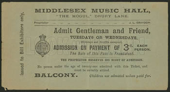 The Middlesex Music Hall opens on site