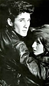 Richard Gere stars in Grease at the New London Theatre