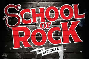 School of Rock blasts into the New London Theatre