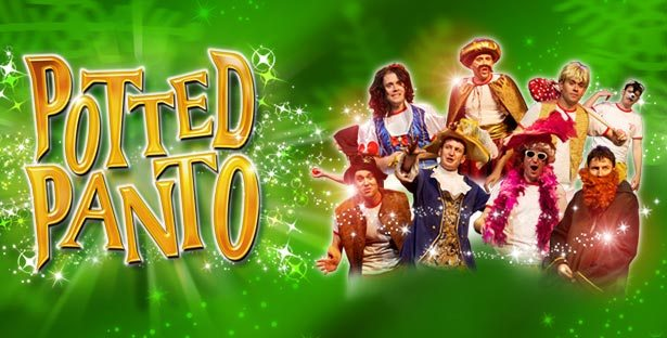 Potted Panto opens