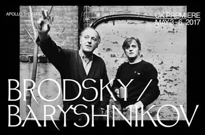 Brodsky/Baryshnikov receives West End run
