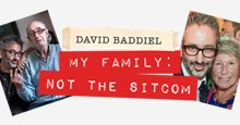 David Baddiel comes to the Playhouse