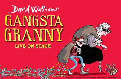 Gangsta Granny sneaks into the Garrick Theatre