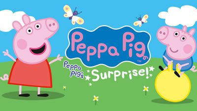 Peppa Pig surprises the Phoenix Theatre