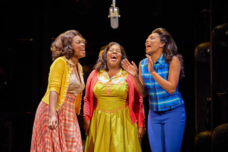 Dreamgirls announces cast recording