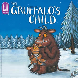 The Gruffalo's Child sneaks into the Lyric