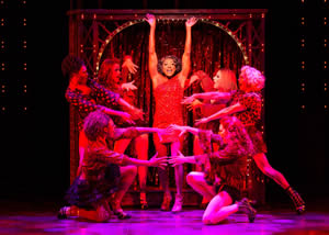Olivier Award-winning musical extends