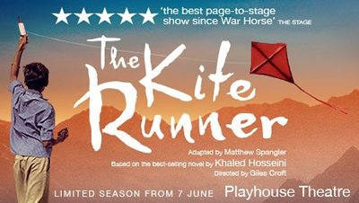 The Kite Runner returns to the West End