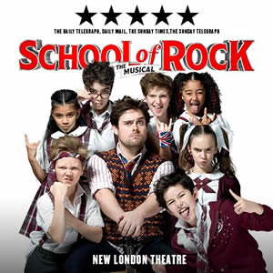 School of Rock keeps on rockin'!