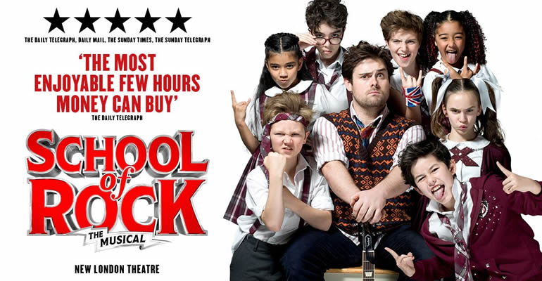 School Of Rock Movie