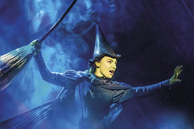 Willemijn Verkaik returns to the role of Elphaba