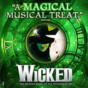 Wicked extends in the West End