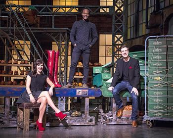 Kinky Boots Gets a New Lola!