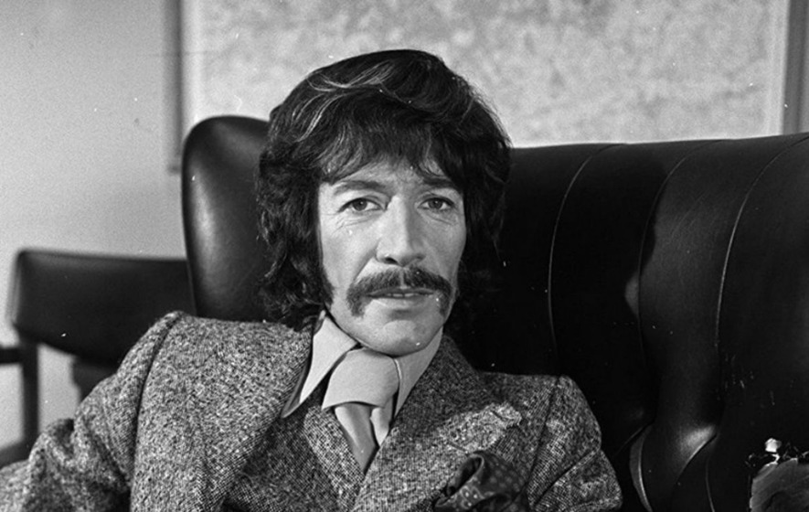 Peter Wyngarde appears in The King & I