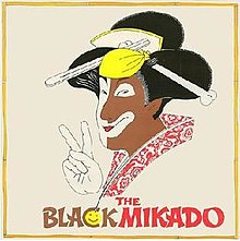 The Black Mikado opens