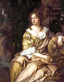 Charles II meets Nell Gwynne