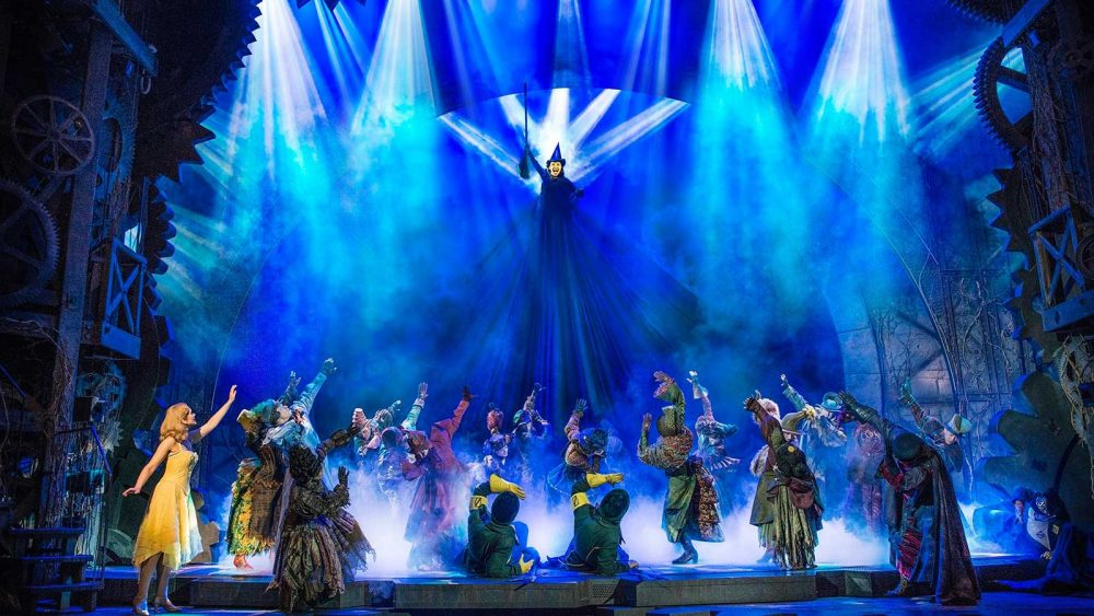 Wicked national tour launches