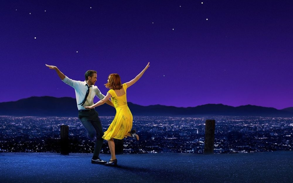 La La Land screened with a live orchestra