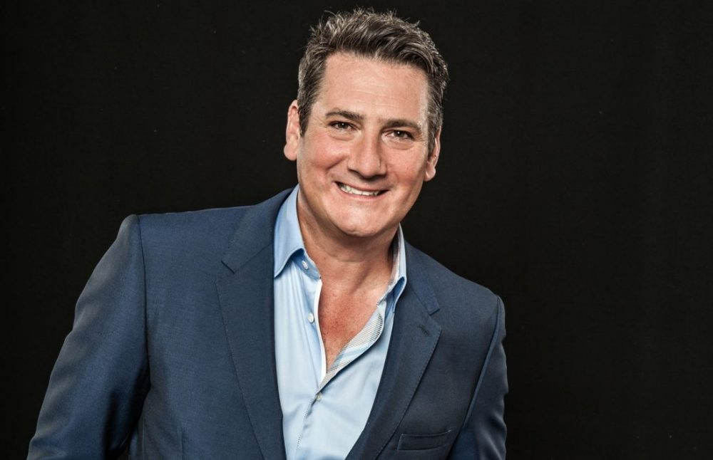 Tony Hadley plays Billy Flynn