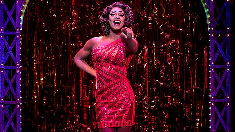 Kinky Boots celebrates 1000th performance