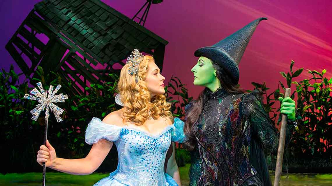 Wicked extends its booking period