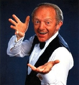 Paul Daniels' show It's Magic