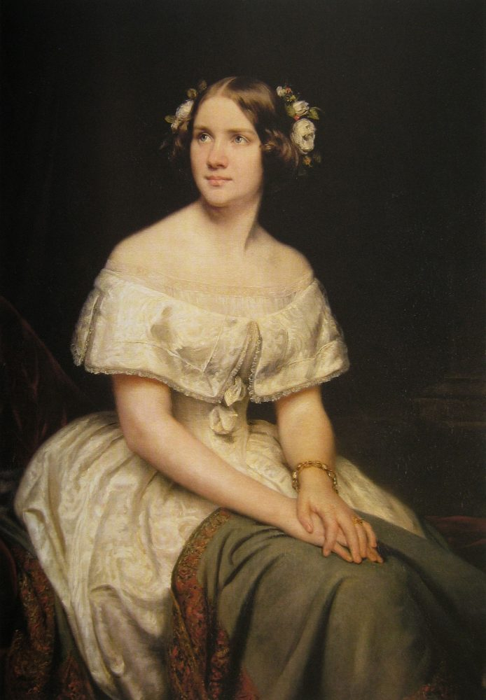 Jenny Lind performs
