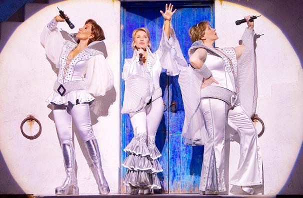 Mamma Mia! extends
