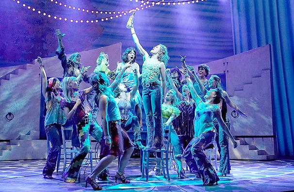 Mamma Mia!'s fifth anniversary at the Novello