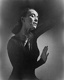 Martha Graham's Circe