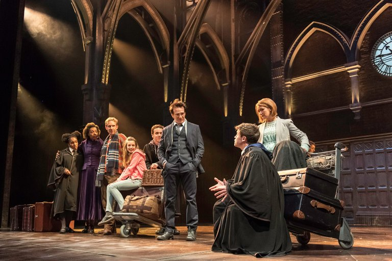 Cursed Child ticket update