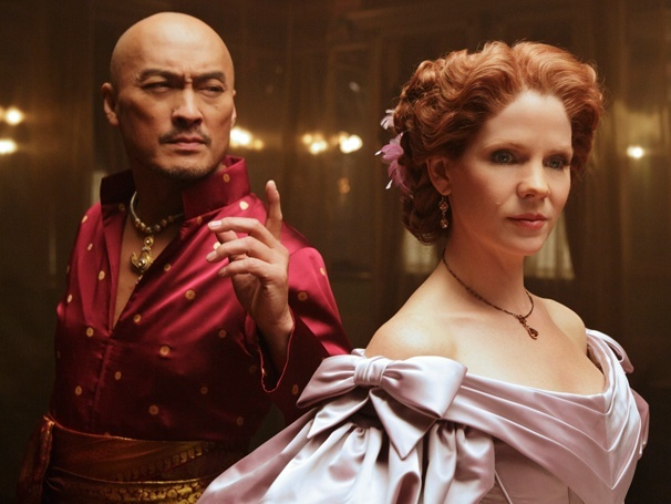 The King and I transfers from Broadway