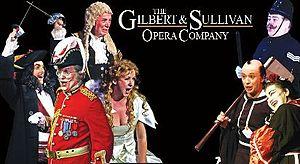 Gilbert & Sullivan season