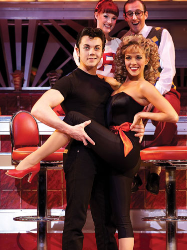 Ray Quinn joins Grease cast