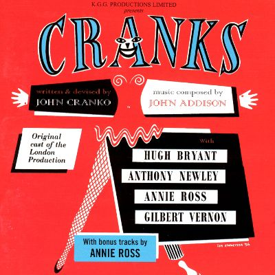 Cranks opens before transferring to Broadway