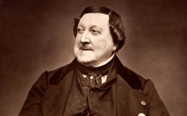 Several Rossini operas premiere