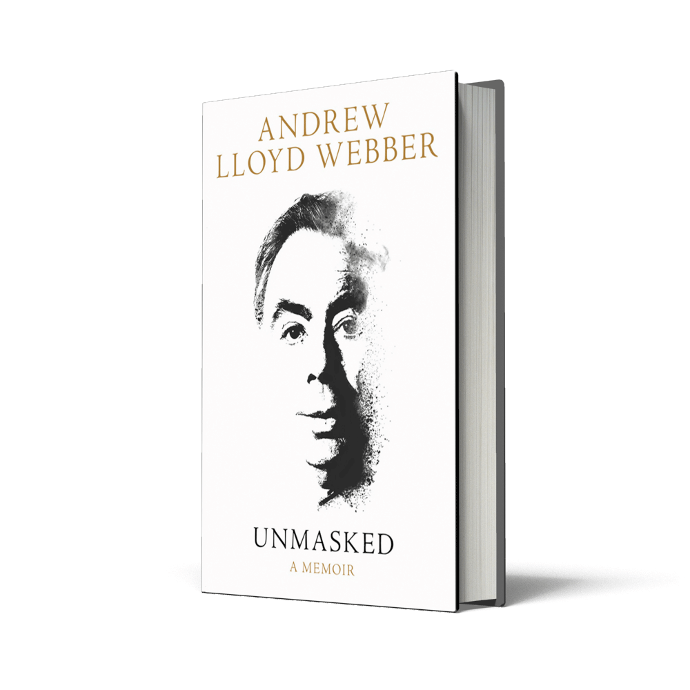 Andrew Lloyd Webber book launch