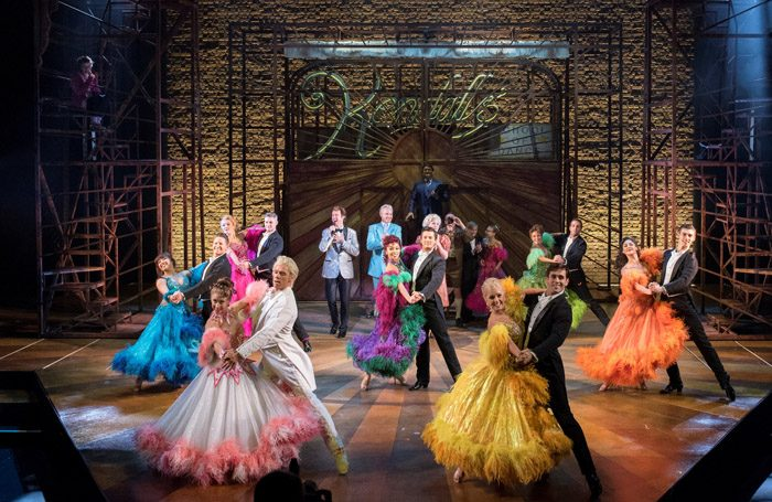 Strictly Ballroom opens