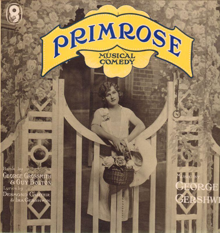Gershwin musical Primrose staged